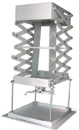 明基投影仪吊架安装图解