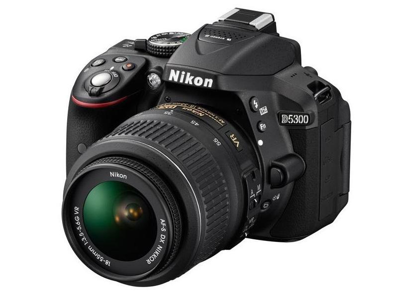 照相机类型 数码单镜反光照相机