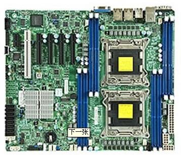 超微主板电源接线图