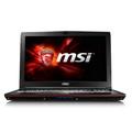 MSI/微星 GP62 6QG-1281CN I5四核GTX965M显卡游戏笔记本电脑分期