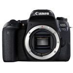 佳能 EOS 77D 数码单反相机机身,( 不含镜头)