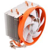 鑫谷 冷锋霜塔T3 多平台CPU散热器 110W专用 Intel/AMD通用