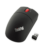 联想ThinkPad 联想 0A36193激光鼠标  笔记本电脑 经典小黑无线鼠标