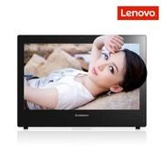 【Lenovo授权专卖 顺丰包邮】 联想 扬天 S4040-71   21.5英寸商用一体机电脑(I5-4460S 8G1T 独显1G) 黑色 相框底座 非触摸屏