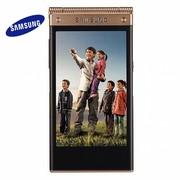 【三星samsung授权专卖  自提先验货后付款 在线够买  顺丰包邮】三星 W2015(电信4G)双卡双待双通 ,商务翻盖手机