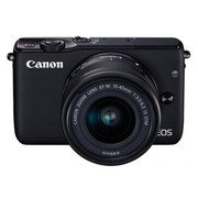 佳能(Canon)EOS M10微型单电套机(EF-M15-45mm f/3.5-6.3 IS STM)