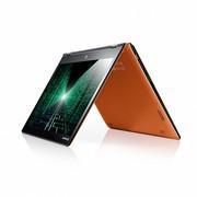 【Lenovo授权专卖】联想 Yoga3 14-IFI(日光橙)i5-5200U4G256G2G