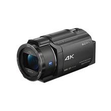 索尼(SONY) FDR-AX40 4K 高清数码摄像机(内置64G内存) 黑色