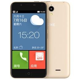 【顺丰包邮】21KE M3L 21克老人手机智能老人机移动4G大屏触屏老年机