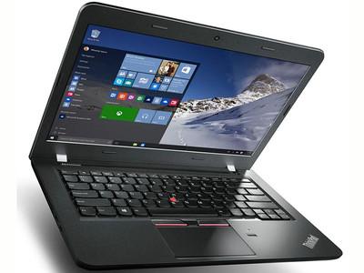 ThinkPad E460(20ETA06GCD) 金属外壳/i7-6498U/8GB内存/256G固态硬盘/14英寸/2GB独显/摄像头/6芯电池/Win10家庭版/1年保修,