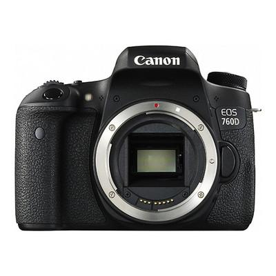 佳能(Canon)EOS 760D单反机身 不含镜头