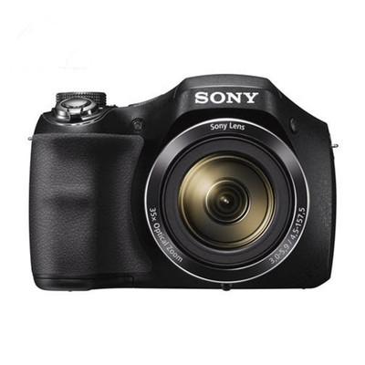 索尼(SONY) DSC-H300 数码相机 黑色 索尼H300