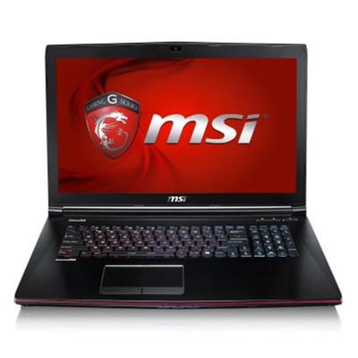【顺丰包邮】msi微星 GE62 2QF-255XCN15.6英吋游戏笔记本电脑 (i7-5700HQ 8G 1T GTX970M GDDR5 3G 多彩背光) 黑色