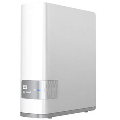 西部数据(WD) My Cloud 6TB NAS 网络存储 个人云存储(WDBCTL0060HWT)