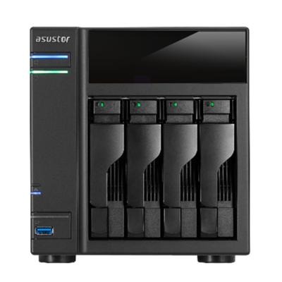 华芸 AS-204TE 四盘位NAS网络存储服务器(不含硬盘)