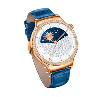 HUAWEI WATCH 星月系列 智能手表W1心率监测计步器蓝牙通话送钢化膜