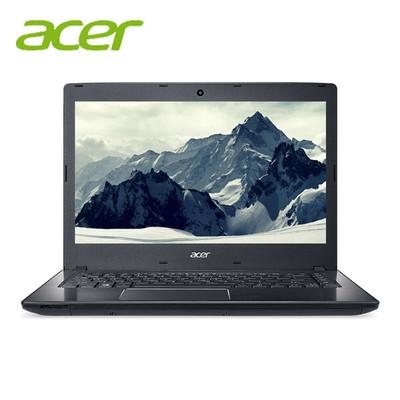 【官方授权 顺丰包邮】Acer TMP249 14英寸商务本 酷睿i5-6200U处理器4GB内存 500GB硬盘 GT940MX-2G独显 高清屏 预装Windows 10