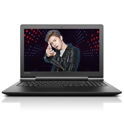 联想小新锐7000 15.6英寸GTX1050独显i7游戏笔记本手提电脑 高配版I7 8G 1T GTX1050独显