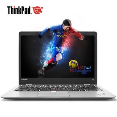 【官方授权  顺丰包邮】ThinkPad New S2(11CD)13.3英寸轻薄本 酷睿i5-6300U处理器  8GB内存 256GB固态 预装Windows 10