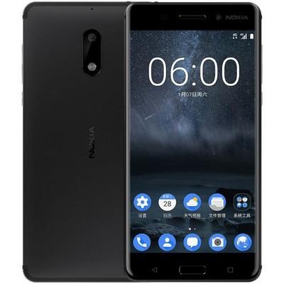 【顺丰包邮】诺基亚6(TA-1000/全网通)双卡nokia6手机