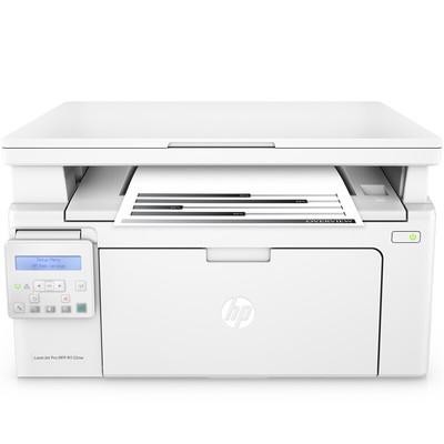 惠普(HP)M132nw激光多功能一体机(惠普小超人、打印、复印、扫描)