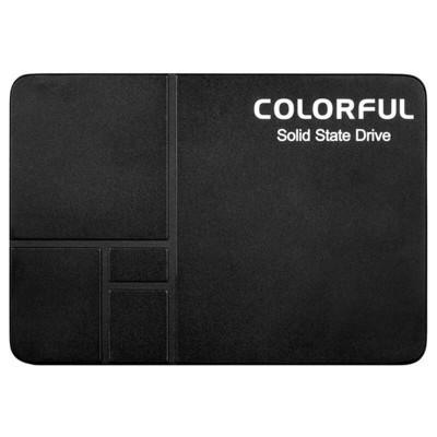 Colorful/七彩虹 SL300 120G /128G SSD笔记本台式固态硬盘