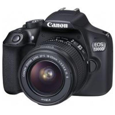 佳能(Canon)EOS 1300D(18-55mm IS II,55-250mm IS II)