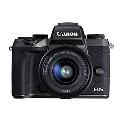 佳能(Canon)EOS M5(EF-M 15-45mm f/3.5-6.3 IS STM)微型单电套机