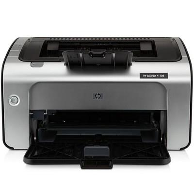 惠普(HP)LaserJet Pro P1108黑白激光打印机 A4打印 小型商用打印