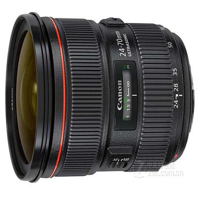 佳能 EF 24-70mm f/2.8L II USM更完善的售后服务尽在锐意摄影器材