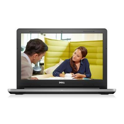 戴尔DELL14VR-2625S  14.0英寸便携笔记本电脑(i5-7200U 4G 256GSSD M420X 2G独显 DVD Win10)银