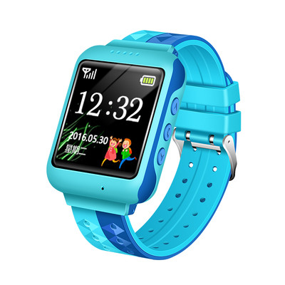 【包邮】喜书郎X708儿童电话手表  GPS定位 语音通话