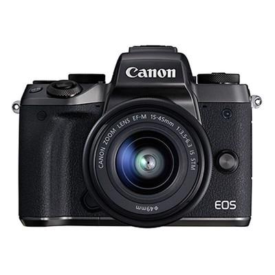 佳能(Canon)EOS M5微单/单电数码相机 单机身(不含镜头) 官方标配