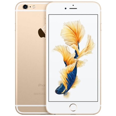 国行【未激活】/苹果 iPhone 6s Plus 5.5英寸全网通手机 Plus-32GB