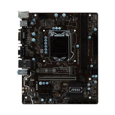 微星(MSI)B250M-F 电脑主板LGA1151 电竞游戏千兆网卡