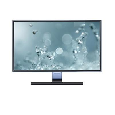 三星(SAMSUNG)S24E390HL 23.6英寸PLS臻彩广视角电脑显示器