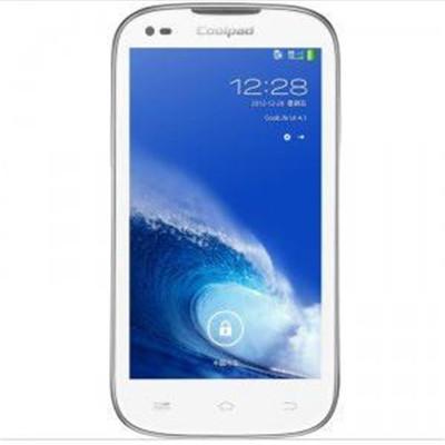 酷派 5890(电信版)电信3G单卡四核智能手机 能读4G卡