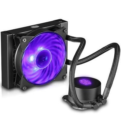 酷冷至尊冰神B120 RGB B240 i9水冷散热器CPU 2066 X399锐龙1950x