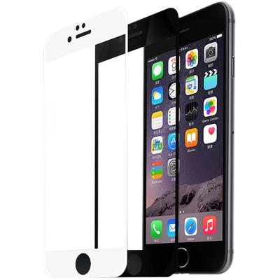 iphone6plus钢化膜/苹果6plus 3D曲面全覆盖钢化膜