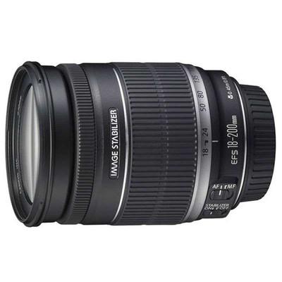 佳能 EF-S 18-200mm f/3.5-5.6 IS /【18-200镜头、佳能18-200、18-200F3.5-5.6镜头*】(原装拆机版)