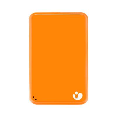 艾比格特 (iBIG Stor)旗舰版 2.5英寸 2TB 无线移动硬盘(日光橙)XPAUWH2000101