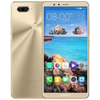 金立(GiONEE) 金立M7 超清全面屏手机 全网通4G 双卡双待 6G+64G
