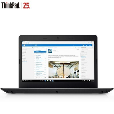 【ThinkPad 授权专卖】E475(20H4A00MCD)A6 -9500/8G/256G/2G/W10