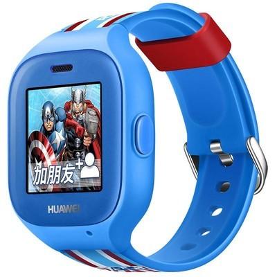 华为K2儿童手表漫威系列 美国队长款(英雄蓝)智能防水电话学生定位