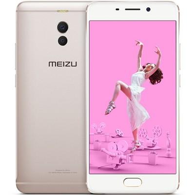 魅蓝 Note6 3G+32GB 全网通 移动联通电信4G手机 香槟金 行货32GB