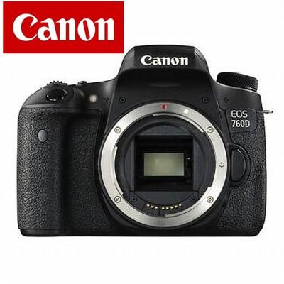 【canon授权专卖 顺丰包邮】佳能 760D(单机)【配镜头请选套装】