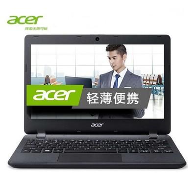 【顺丰包邮】Acer TMB116-M-P60Z 11.6英寸轻薄笔记本四核128G固态硬盘 (四核N3700 4G 128GSSD全固态win8.1)轻薄便携