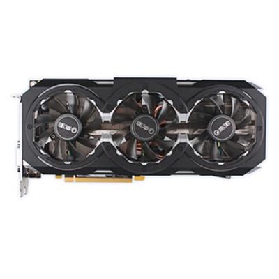 影驰 GeForce GTX 1080骨灰大将炫彩信仰灯 加宽PCB