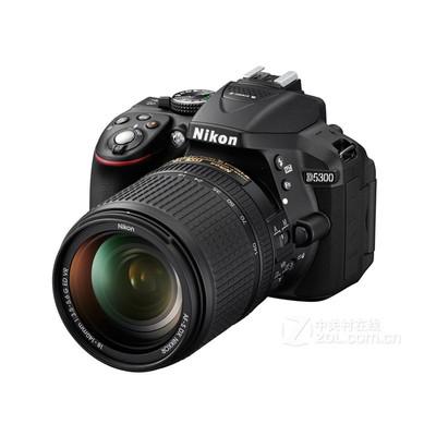 尼康(Nikon)D5300套机(AF-S 18-140mmf/3.5-5.6G ED VR 镜头)