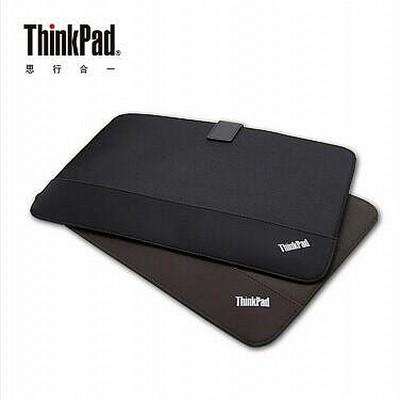 【Thinkpad授权专卖 顺丰包邮】ThinkPad 0B95776(专用内胆包)12.5/14寸原装笔记本内胆包 卡其色